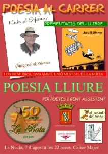 POESIA AL CARRER 2014